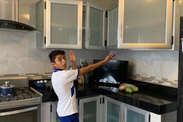 Cocina de Aluminio, Cancún Quintana Roo